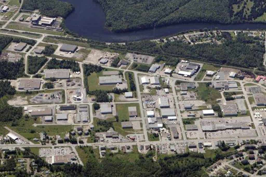 Parc industriel magog