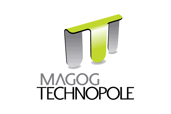 Magog Technopole - Logo