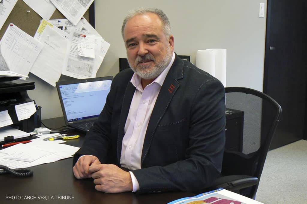 Alain Gamache - Conseiller au développement économique | Ville de Magog